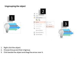 0115_3d_bulb_and_four_colored_arrow_diagram_powerpoint_template_Slide03
