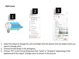 0115_3d_bulb_and_four_colored_arrow_diagram_powerpoint_template_Slide04