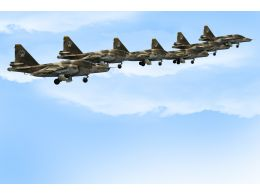 0115 3d Jet Fighter Planes Stock Photo