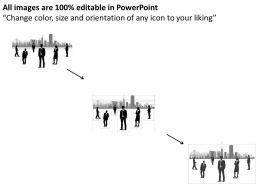 3131840 Style Essentials 1 Our Team 6 Piece Powerpoint Presentation Diagram Infographic Slide