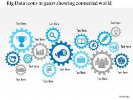 734497 Style Technology 1 Servers 1 Piece Powerpoint Presentation Diagram Infographic Slide