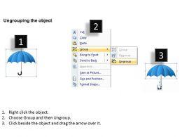 0115_blue_umbrella_with_kaizen_practice_powerpoint_template_Slide03