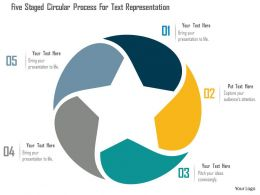 0115_five_staged_circular_process_for_text_representation_powerpoint_template_Slide01