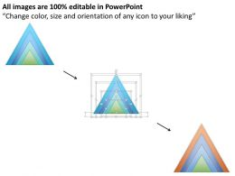 5795000 Style Layered Mixed 4 Piece Powerpoint Presentation Diagram Infographic Slide