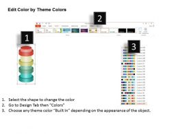 0115_four_step_ribbon_style_text_boxes_for_data_flow_powerpoint_template_Slide05