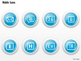 0115 Mobile Icons Wireless Connectivity 3g Ppt Slide