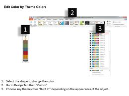 0115_pencil_design_with_five_stage_text_boxes_powerpoint_template_Slide05
