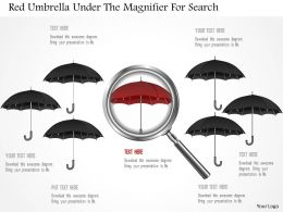 0115_red_umbrella_under_the_magnifier_for_search_powerpoint_template_Slide01