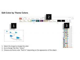 43217030 Style Essentials 1 Agenda 5 Piece Powerpoint Presentation Diagram Infographic Slide