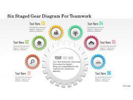 41781410 Style Essentials 1 Agenda 6 Piece Powerpoint Presentation Diagram Infographic Slide
