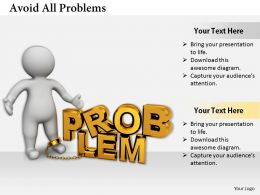 0214 Avoid All Problems Ppt Graphics Icons Powerpoint