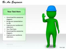 0214 Be An Engineer Ppt Graphics Icons Powerpoint