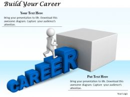 0214 Build Your Career Ppt Graphics Icons Powerpoint