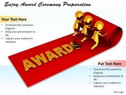 0214_enjoy_award_ceremony_preparation_ppt_graphics_icons_powerpoint_Slide01