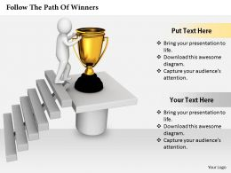 0214_follow_the_path_of_winners_ppt_graphics_icons_powerpoint_Slide01