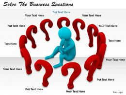 0214 Solve The Business Questions Ppt Graphics Icons Powerpoint