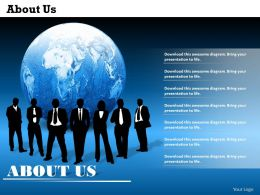 0314 About Us Corporate Page Design