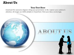 0314 About Us Website Page Design
