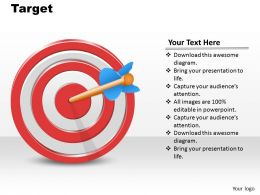 0314 Arrow Target Goal Diagram
