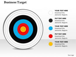 0314 Business Goals And Targets