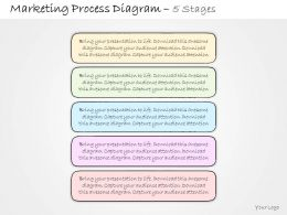 0314 Business Ppt Diagram Business Process Workflow Diagram Powerpoint Template