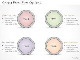 0314_business_ppt_diagram_choose_from_four_options_powerpoint_template_Slide01