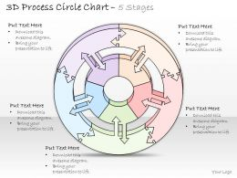 0314_business_ppt_diagram_circular_model_for_flow_of_money_powerpoint_template_Slide01