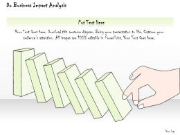 0314 Business Ppt Diagram Do Business Impact Analysis Powerpoint Templates
