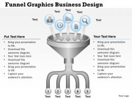 0314 Business Ppt Diagram Funnel Graphics Business Design Powerpoint Template