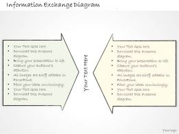 0314_business_ppt_diagram_information_exchange_diagram_powerpoint_templates_Slide01