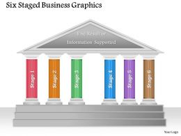 0314 Business Ppt Diagram Six Staged Business Graphics Powerpoint Template