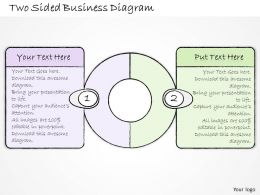 0314_business_ppt_diagram_two_sided_business_diagram_powerpoint_template_Slide01