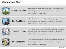 Top comparison chart PPT Presentation template & designs