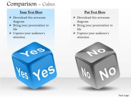 0314 Comparison Design With Yes No