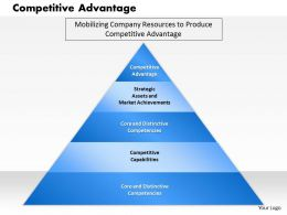 0314 Competitive Advantage Powerpoint Presentation