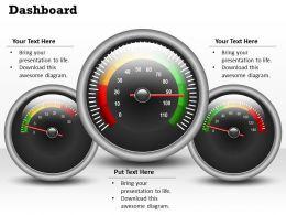 75659885 Style Essentials 2 Dashboard 1 Piece Powerpoint Presentation Diagram Infographic Slide