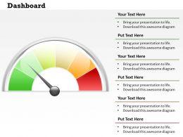 33673711 Style Essentials 2 Dashboard 1 Piece Powerpoint Presentation Diagram Infographic Slide
