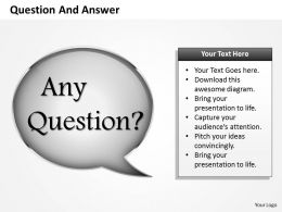 0314 Design For Question Session