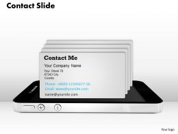 0314 Example Of Contact Information Page
