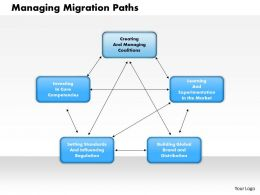 0314 Managing Migration Paths Powerpoint Presentation