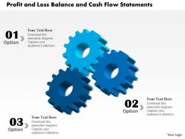 0314 Profit and Loss Balance and Cash Flow Statements