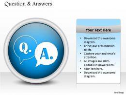 10054152 Style Essentials 2 Thanks-FAQ 1 Piece Powerpoint Presentation Diagram Infographic Slide