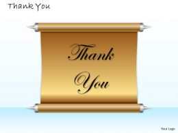 0314 Thank You Card Design