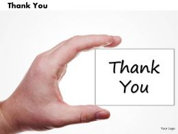 0314 Thank You Design Slide