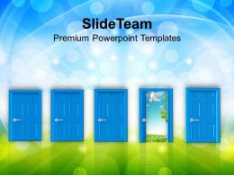 0413 Architectural Design Doors High Resolution PowerPoint Templates PPT Themes And Graphics