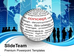 0413 Ball With Inscription Concept PowerPoint Templates PPT Themes And Graphics