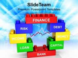 0413 Business Depends On Finance PowerPoint Templates PPT Themes And Graphics
