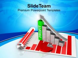 0413 Business Growth Graph And Statistical Chart PowerPoint Templates PPT Themes And Graphics