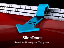 0413 Find Breakthrough For Success In Business PowerPoint Templates PPT Backgrounds For Slides