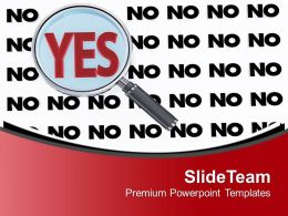 0413 Think Positive PowerPoint Templates PPT Themes And Graphics